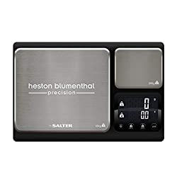 THE UK'S NO. 1 BRAND FOR KITCHEN SCALES MEETS HESTON BLUMENTHAL - Salter Housewares began life in 1760 and has continued to grow and thrive within the housewares business ever since, through innovation, accuracy and precision. We're so confident you ...