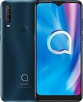 Alcatel 1S Akıllı Telefon, 32GB Hafıza, 5.5 inç Ekran, Yeşil (Alcatel Türkiye Garantili)