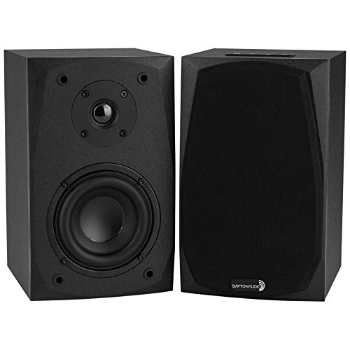 Dayton Audio MK402BT Powered Bluetooth