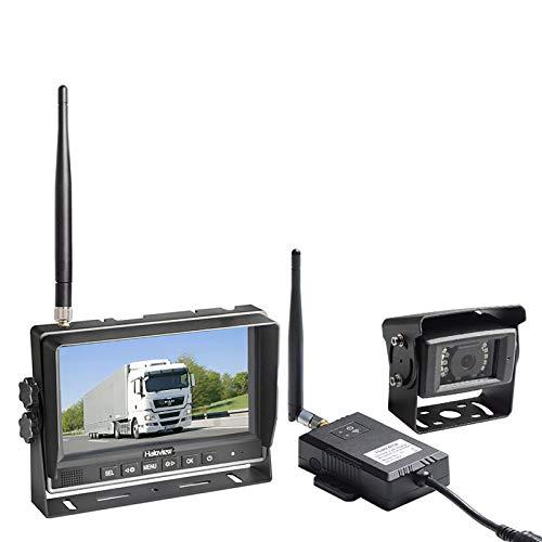 Haloview RD7 Wireless Long Range Backup Camera...