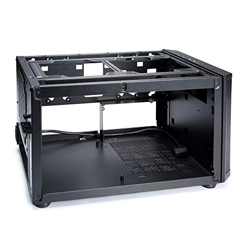 Fractal Design FD-CA-CORE-500-BK Core 500 Case per PC, Nero