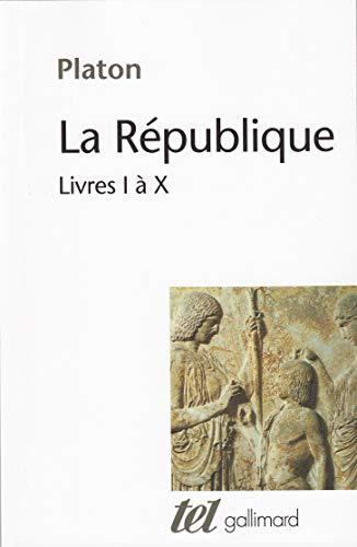 La République: Livres I à X