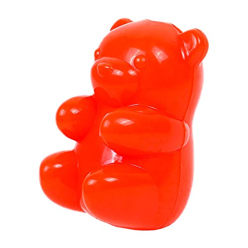 BACON - Gummy Bear Treat Dispenser Dog Toy for Small Medium Large Dogs, Non Toxic Material, Durable, Chew Toys