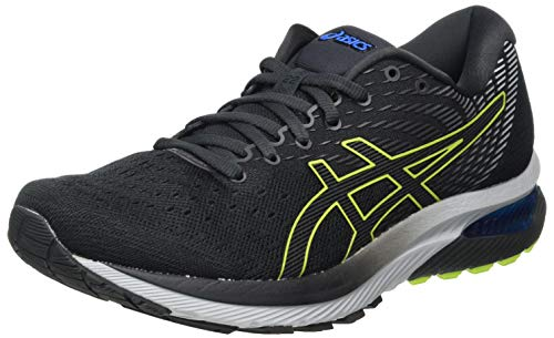 Asics GEL-Cumulus 22, Men's Running Shoes, Graphite Grey/Lime Zest, 6.5 UK (40.5 EU)
