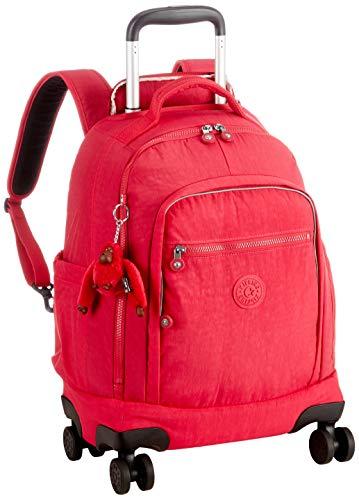 Kipling ZEA Schulrucksack , 50 cm , 18 liters , Pink (True Pink)