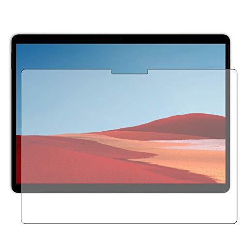 Vaxson 3 Unidades Protector de Pantalla, compatible con Microsoft Surface Pro X 13' [No Vidrio Templado] TPU Película Protectora