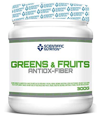 Greens & Fruits 300g Oxxynea-Oatwell-Megaflora9-Digezyme