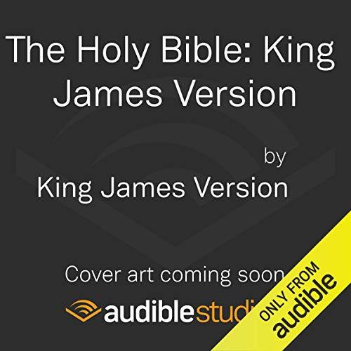 Couverture de The Holy Bible: King James Version