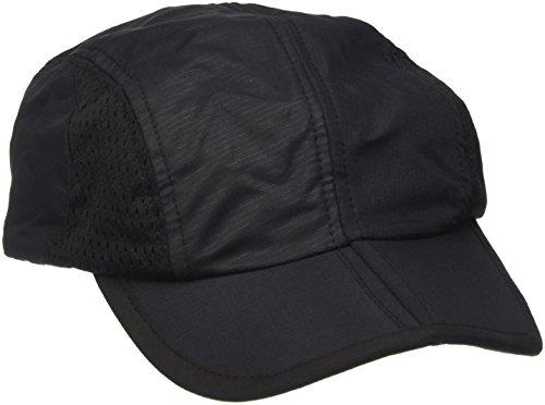 Highlander Scotland HAT175-BK, Cappello Estivo Uomo, Nero, Taglia Unica