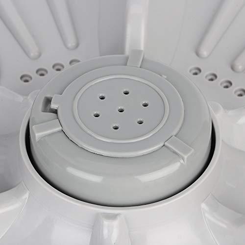 Professionell tvättmaskin Wave Plate, tvättmaskin Pulsator After-Sales Factory Manufacturing Machine Pulsator Replacement Installation Metod av plast