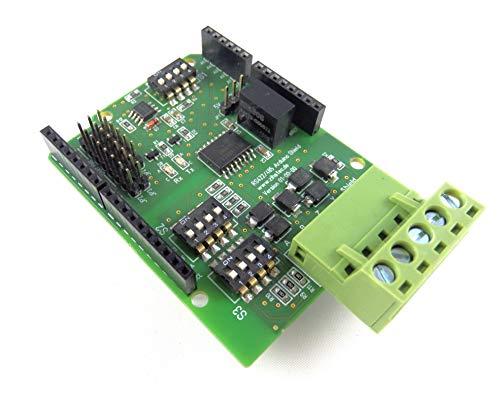 Zihatec RS422 / RS485 Shield für Arduino mit galvanischer Trennung