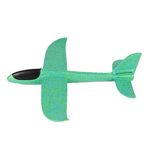 Ashley GAO Modelo de Planeador de avión de Espuma para lanzar, Juguetes Deportivos al Aire Libre para niños, Regalos para Fiestas de cumpleaños, Regalos para niños