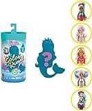 Barbie- Surtido de muñecas Color Reveal (Mattel GTP53)