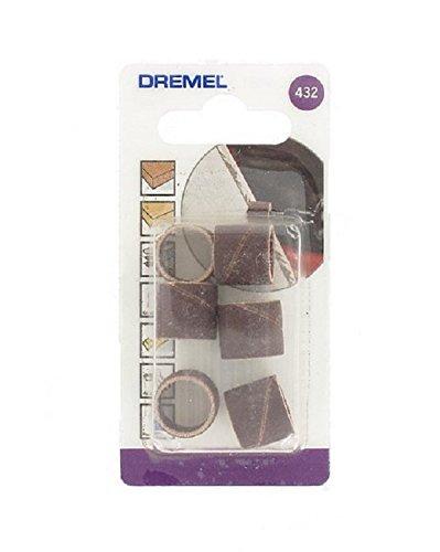 Dremel 13mm Fine 120 Grit Schuurband Multipack