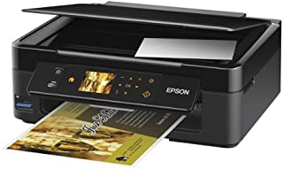 Epson Stylus NX430 Wireless All-in-One Color Inkjet Printer, Copier, Scanner (C11CB22201)