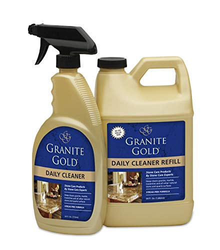 Granite Gold Daily Cleaner Spray And Refill