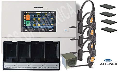 Panasonic ATT4AIOSYS 4 ATTUNE AIO DRIVE THRU SYSTEM