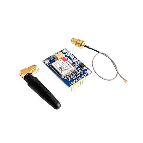 ARCELI SIM800L V2.0 5V Wireless GSM GPRS-Modul Quad-Band mit Antennenkabelabdeckung