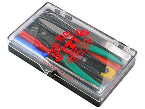 タミヤ クラフトツールシリーズ No.16 ベーシックツールセット プラモデル用工具 74016