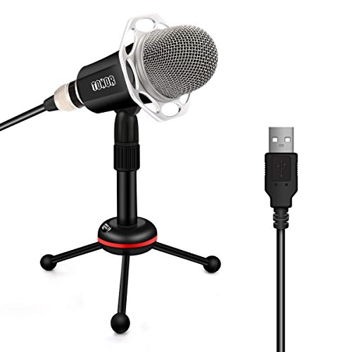 TONOR USB Micrófono de Condensador Profesional