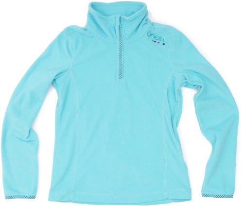 O'Neill Lustre Fleece - Sudadera para niña, tamaño 128 cm, Color Azul