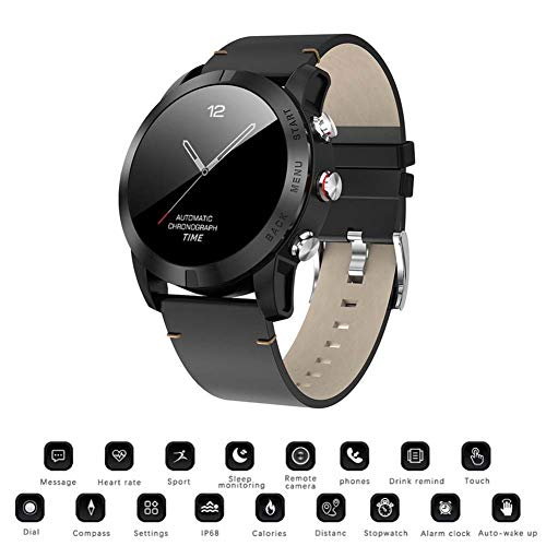 Why Choose Fitness Tracker Activity Tracker Watch with Heart Rate Monitor, Sleep Monitoring, Step Co...