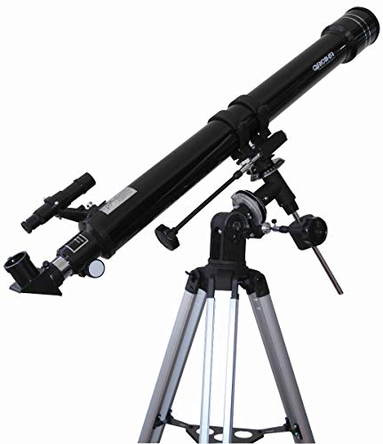 Telescópio Equatorial 900 x 70 mm, Barsta Internaciolnal Co, F90070EQ