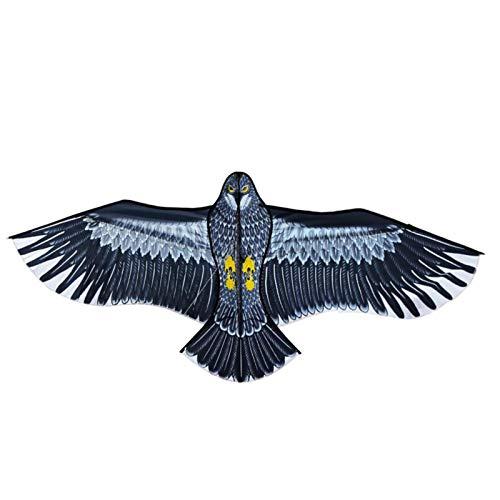 Drachen Drachen Für Kinder Und Erwachsene Kinder Stunt Power Garten Spiele Jungen Outdoor-Spielzeug Großer Adler Flug-Drachen Für Kinder & Erwachsene