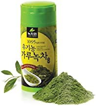 [Nokchawon] NEW USDA Certified Organic Powdered Green Tea Made in Korea / 50g.