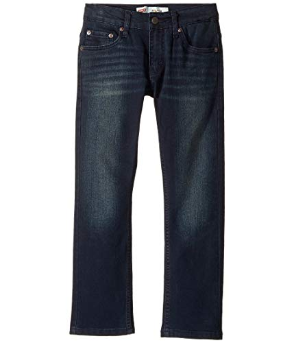 Levi's Boys' Little 511 Slim Fit Jeans, Nightswatch, 4