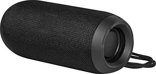 Defender Enjoy S700 Negro - Altavoz Bluetooth portátil inalámbrico. Radio FM, 10 watios, 4 Horas de batería, True Wireless Stereo, función Manos Libres, Soporte microSD, Bluetooth 5.0