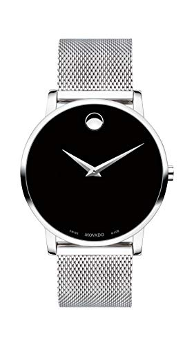 Movado Museum Stainless Steel Watch (Model: 0607219)
