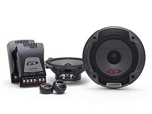 Alpine Auto Lautsprecher 300 Watt Nachrüstung für Ihren BMW Z3 03/96-05/03 Einbauort vorne :Fußraum vorne/hinten : -