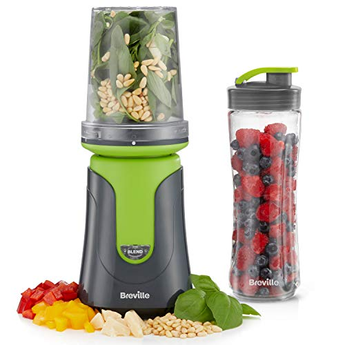 Breville Blend Active Compact Food Processor and Smoothie Maker, 1 x...