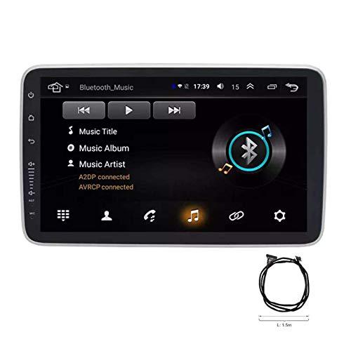 FDSAD 10.1 Pollici Universal Car Navigation WiFi / 4G Universal GPS Navigator GPS, Autoradio Android 1Din Video Auto Dvd Stereo Multimedia Player GPS Navigation