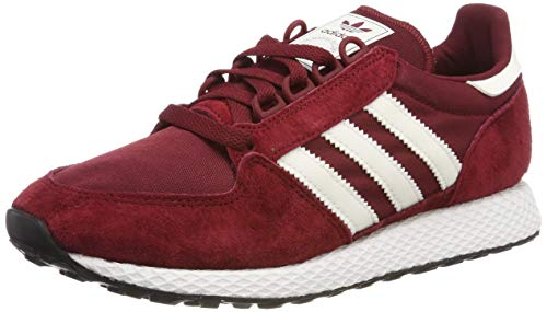 adidas Forest Grove, Chaussures de Fitness homme Rouge (Rojo 000), 45 13 EU (10.5 UK)