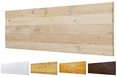 Color: Crudo. Medidas: 160 cm de largo y 60 cm de ancho. Para camas de 145 cm , 150 cm 🌲LOS MATERIALES DE NUESTROS PRODUCTOS 🌲: Nuestros productos son fabricados con madera nueva maciza de pino de 1ª calidad. 🌲DECORACIÓN INIGUALABLE🌲: Con los palets ...