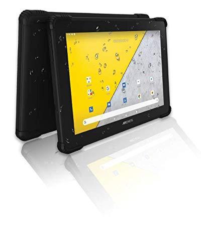 Archos T101X 4G - Tablette durcie WIFI et 4G résistante aux chocs IP 54 (Ecran 10.1 IPS HD - Processeur quatres coeurs - 2Go RAM / 32Go de stockage - Batterie 8000 mAh - Android 10)