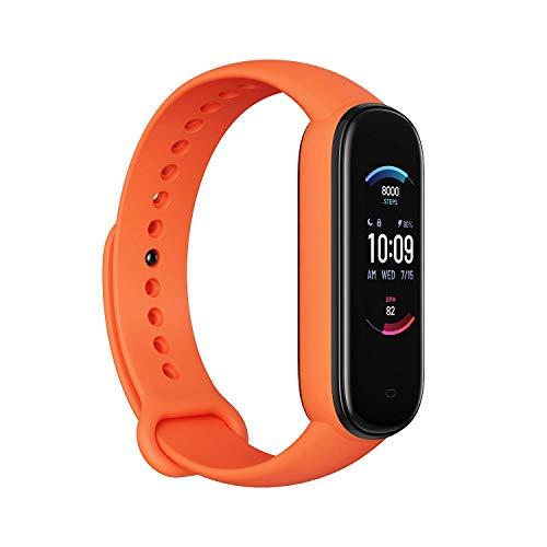 Amazfit Smartwatch Alexa Aktivitätstracker mit Blutsauerstoff, Herzfrequenz, Schlafüberwachung