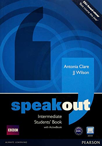 Speakout Intermediate Students\' Book (with DVD / Active Book)