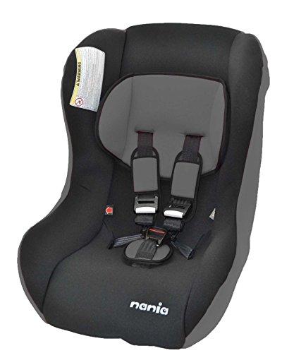 Nania Auto-Kindersitz, geeignet ab der Geburt bis 25kg, Trio SP Eco, schwarz
