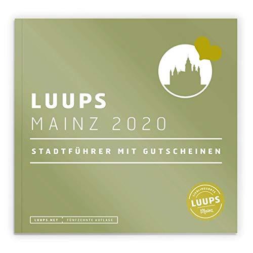 LUUPS Mainz 2020: Stadtführer mit Gutscheinen