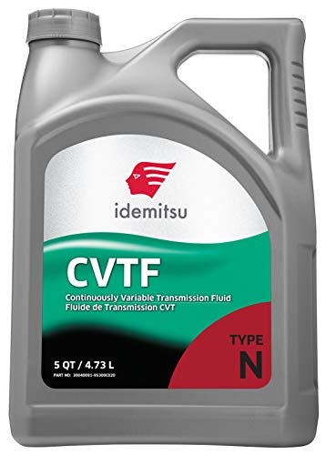 Idemitsu 30040091-95300C020 CVT Type N (NS-2) Transmission Fluid for Nissan-5 Quart