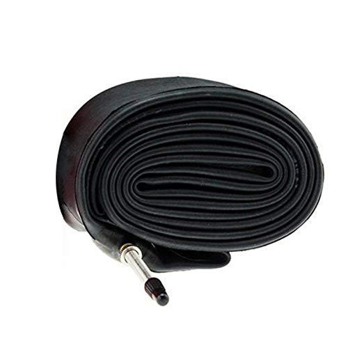 MNZDDDP Neumáticos De Carretera De Montaña Butilo Neumático De La Bicicleta De Goma 700Cx18 / 25C 700X18 / 32C FV80mm Neumático De 60 Mm 48 Mm (Color : 25 32C FV 48mm)