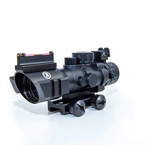Osprey Global 4X32MDG : 4X 32 Compact Tactical Scope with 3...