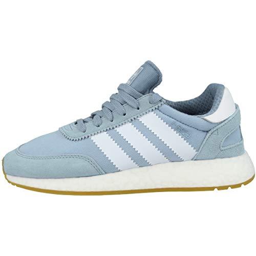 adidas Damen I-5923 W Fitnessschuhe, Blau (Azutiz/Ftwbla/Gum 000), 38 EU