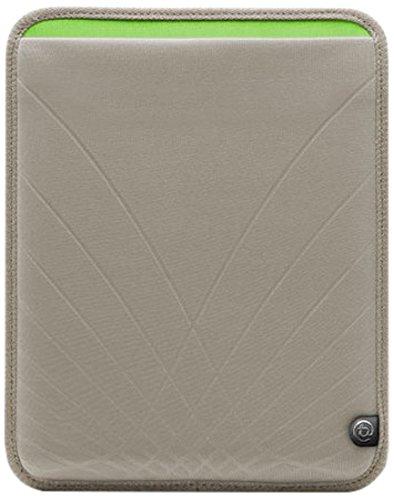 Booq Boa skin XS Sand - Funda de neopreno y nylon para iPad 1/2/3