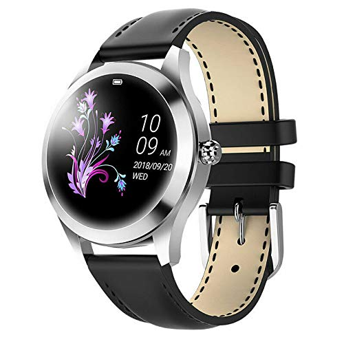 Buy Discount SMFR Smart Watch Fitness and Safe Tracker Heart Rate Monitor Clock for Android iOS Phon...