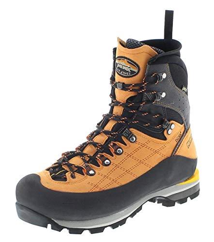 Meindl Herren Alpinstiefel 4456-76 Jorasse GTX Orange 44 EU