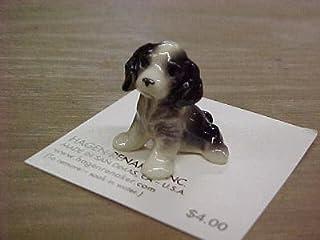 Hagen-Renaker Springer Spaniel Puppy Figurine